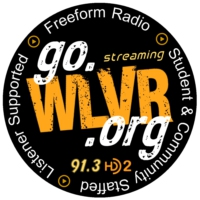 Logo of radio station WLVR