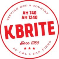 Logo of radio station K-BRITE AM 1240