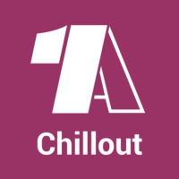 Logo of radio station - 1A Chillout -