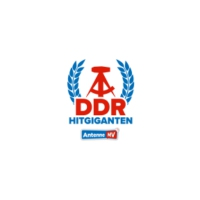 Logo de la radio Antenne MV - DDR Hitgiganten