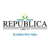 Logo de la radio Radio República