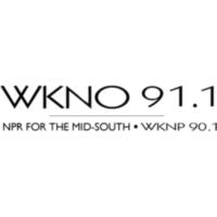 Logo de la radio WKNO 91.1