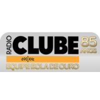 Logo of radio station Rádio Clube do Pará