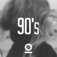 Logo de la radio One FM - 90's
