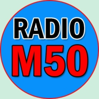 Logo of radio station Radio M50 France