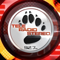 Logo of radio station Tele Radio Stereo 92.7