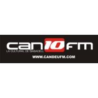 Logo of radio station Can10FM