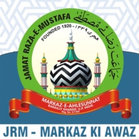 Logo of radio station JRM Markaz Ki Awaz