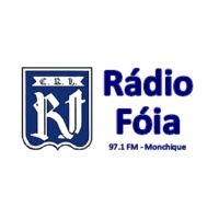 Logo of radio station Rádio Foia 97.1 Monchique