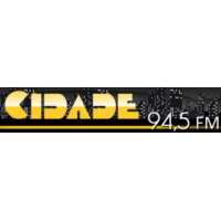 Logo of radio station radio Cidade FM 94.5