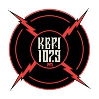Logo de la radio 107.9 KBPI