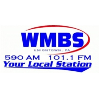Logo of radio station WMBS-AM 590