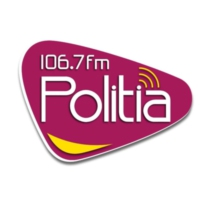 Logo de la radio Politia FM 106.7
