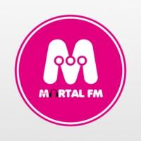 Logo de la radio Mortal FM