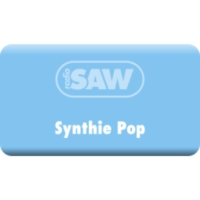 Logo of radio station radio SAW-Synthie Pop