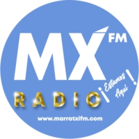 Logo of radio station Marratxí FM