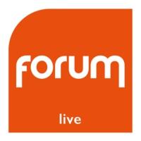 Logo of radio station Forum Live