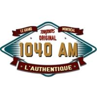 Logo of radio station CJMS 1040