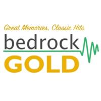 Logo of radio station Bedrock Gold