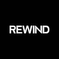 Logo de la radio Rewind Radio (RWND)