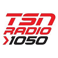 Logo of radio station CHUM 1050 AM