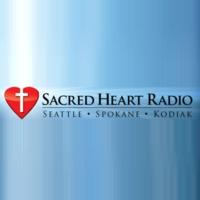 Logo de la radio KBLE Sacred Heart Radio