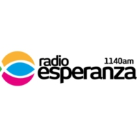 Logo of radio station XEMR-AM Radio Esperanza 1140
