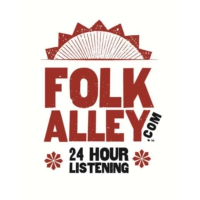Logo of radio station Folk Alley