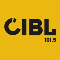 Logo of radio station CIBL-FM