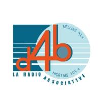 Logo of radio station Radio D4B