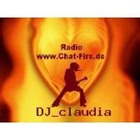 Logo de la radio Chat-Fire