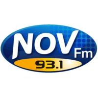 Logo de la radio NOV FM