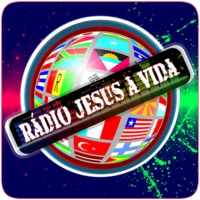 Logo of radio station Rádio Jesus A Vida