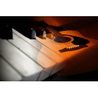 Logo of radio station RadioArt - Piano & Guitar
