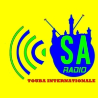 Logo of radio station Sa Radio Touba Internationale