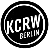 Logo of radio station KCRW Berlin