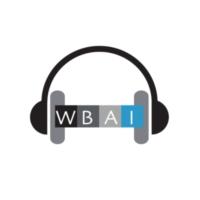 Logo de la radio WBAI Radio 99.5FM