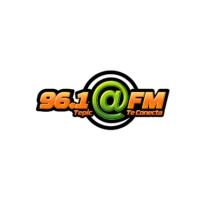 Logo of radio station XHEOO @FM 98.5 FM