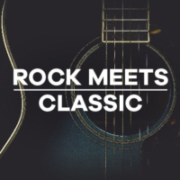 Logo of radio station Klassik Radio - Rock meets Classic