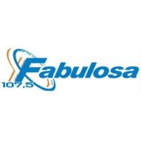 Logo of radio station Fabulosa Radio 107.5 FM