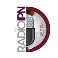 Logo of radio station XHIPN-FM Radio IPN