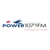 Logo de la radio WAVU POWER 107.5 FM