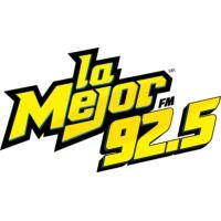 Logo de la radio XHSRO La Mejor FM 92.5