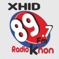 Logo of radio station XHID Radio Kañón 89.7 FM