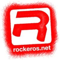 Logo of radio station rockeros.net