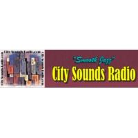 Logo of radio station City Sounds Radio
