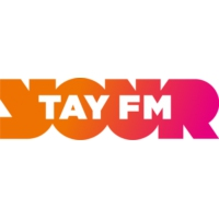 Logo of radio station Tay FM