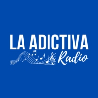 Logo of radio station La Adictiva Radio