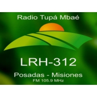 Logo of radio station Radio Tupa Mmbaé