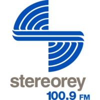 Logo de la radio XHCAA Stereorey 100.9 FM